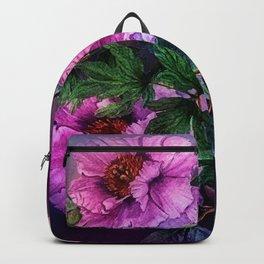 PEONIES IN BLOOM Backpack