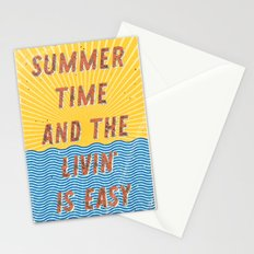 Summertime - A Hell Songbook Edition Stationery Cards