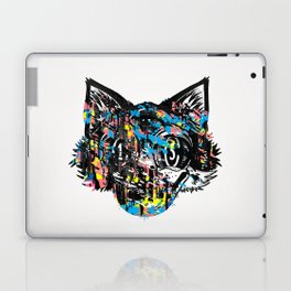 The Creative Cat (color varient) Laptop & iPad Skin