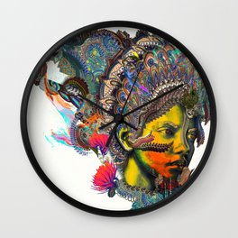 Reclamations Wall Clock