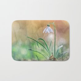 Match your nature with Nature Bath Mat