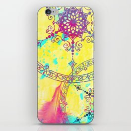Dream As If We Will Love Forever iPhone Skin