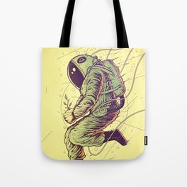 Green Mission Tote Bag