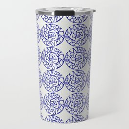 Planepack pattern Travel Mug