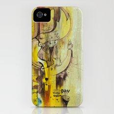 Jim Burrito iPhone (4, 4s) Slim Case
