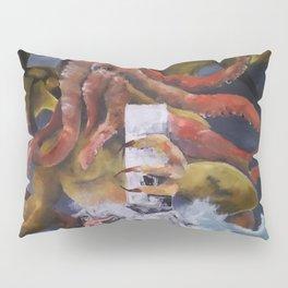 Chuthulu Fantasy Pillow Sham