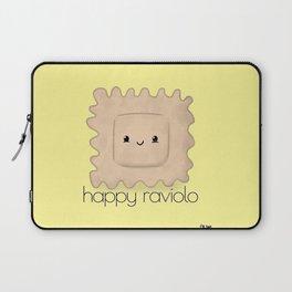 Happy Raviolo Laptop Sleeve