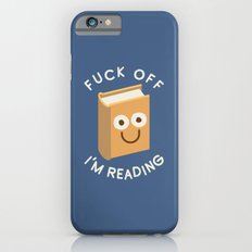 All Booked Up Slim Case iPhone 6s