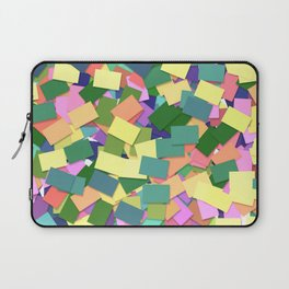Abstract Cards Laptop Sleeve