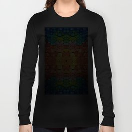 Healing Colors - Colorful Abstract Art By Sharon Cummings Long Sleeve T-shirt