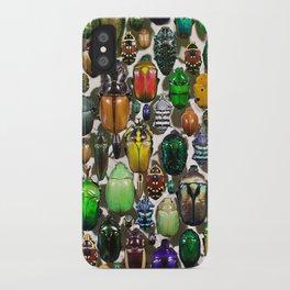 Beetle Mania iPhone Case