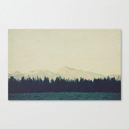 Evermore Canvas Print