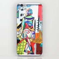 degas iPhone & iPod Skins featuring The Little Dancer by Lily Mandaliou