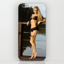N. iPhone Skin