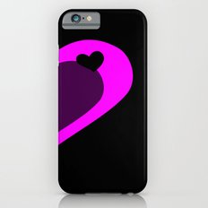 Pink Heart iPhone 6s Slim Case