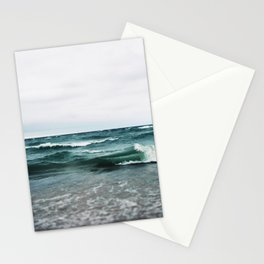 Turquoise Sea #2 Stationery Cards