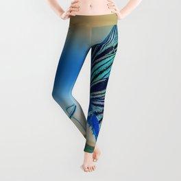 Azul Mothra Leggings