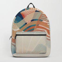 Summer Ocean Backpack