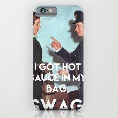 HOT SAUCE SWAG iPhone 6s Slim Case