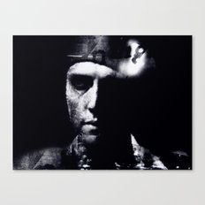 Hommage to Christopher Walken Canvas Print