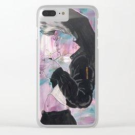 Gen Z Clear iPhone Case
