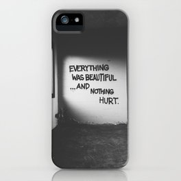 Vonnegut iPhone Case