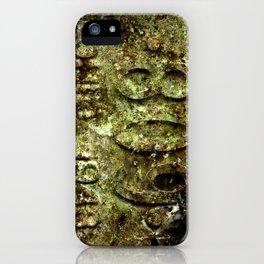 plate rust iPhone Case