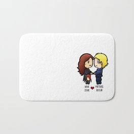 Nina x Matthias - Six of Crows Bath Mat