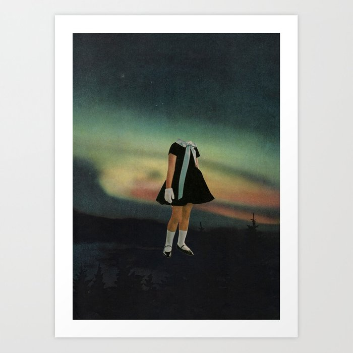Aurora I Art Print