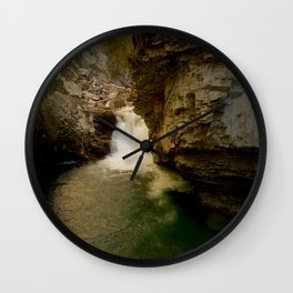 The Sounds of the Canyon Wall Clock