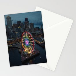 The Great Wheel Stationery Cards