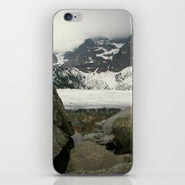 Morskie Oko_2 iPhone Skin