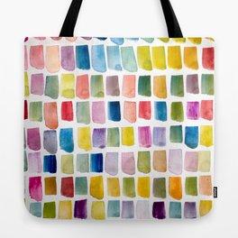 #135 Color Garden Tote Bag