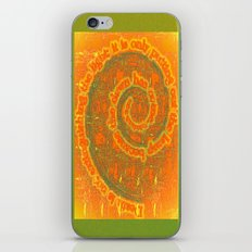 Light and Death II iPhone & iPod Skin