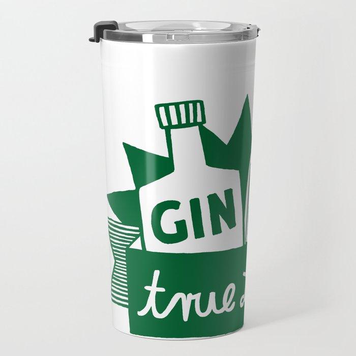 Gin Tonic True Love Travel Mug