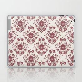 Afternoon Tea Damask Laptop & iPad Skin
