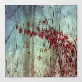 Fall Elegy Canvas Print
