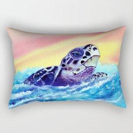 Open Seas  Rectangular Pillow