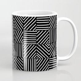 Sketching Abstraction Coffee Mug