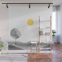 Fallow The Dream Wall Mural