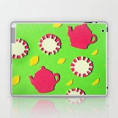 Apple Green Tea Laptop & iPad Skin