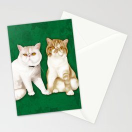 Teagues and Oliver Stationery Cards