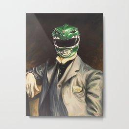 Gentleman Ranger Metal Print