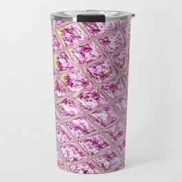 pink lilac Pinker Flieder Travel Mug
