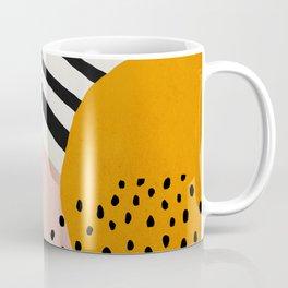 Abstract, Mid century modern art Coffee Mug