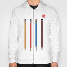 Art not War - Pencils Hoody
