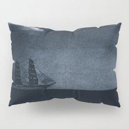 Мysterious ship Pillow Sham