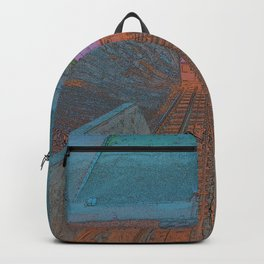 TO THE BEACH Backpack