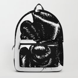 Bantu Knot By Sight Backpack