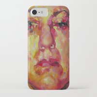 no face iPhone & iPod Cases featuring Face by Kristie Holiday